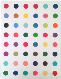 untitled (from re-object, mythos) by damien hirst