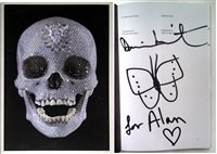untitled (for alan) by damien hirst