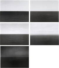 from time exposed (5 works) by hiroshi sugimoto