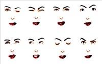 agent ruby's mood swing diagram by lynn hershman leeson