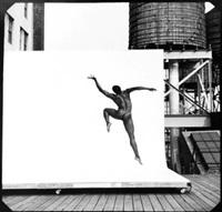 bill t. jones, new york by annie leibovitz