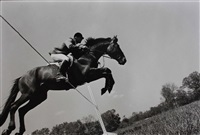 michael matz, us olympic equestrian team, vintage farms collegeville, pennsylvania by annie leibovitz