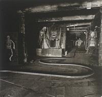 the house of horrors, coney island, ny by diane arbus