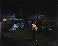 untitled (pregnant woman) by gregory crewdson