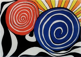 Alexander Calder Calder Gouaches 1942-1976