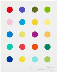 ala-his by damien hirst