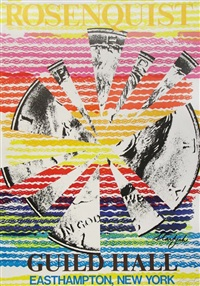 guild hall starfish by james rosenquist