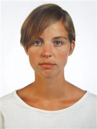 porträt (i. graw) by thomas ruff