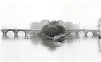 ile de la cité by henri cartier-bresson