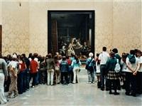 museo del prado room 12, madrid by thomas struth