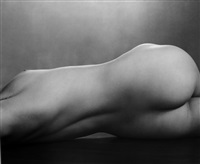 torso 40n by edward weston