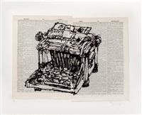 universal archive: ref. 61 by william kentridge