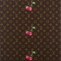 monogram cherry by takashi murakami