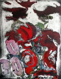 untitled - rb 3460 by ross bleckner