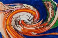 vortex 4 by david salle