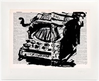 universal archive: ref. 59 by william kentridge