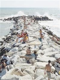 madima wave, #2232 by massimo vitali