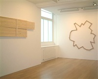 bollinger war's, installation view by georg herold