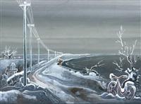 winter by gösta (gan) adrian-nilsson