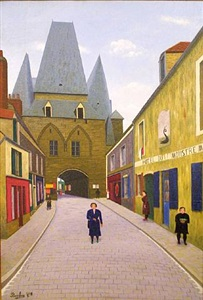 camille bombois 1883-1970 by camille bombois