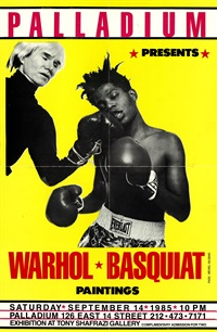 Jean Michel Basquiat And Andy Warhol Artnet
