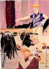 rehearsal 3 by billy sullivan