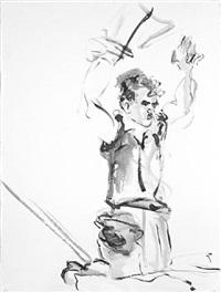 rehearsal #4 by billy sullivan