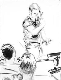 rehearsal #5 by billy sullivan