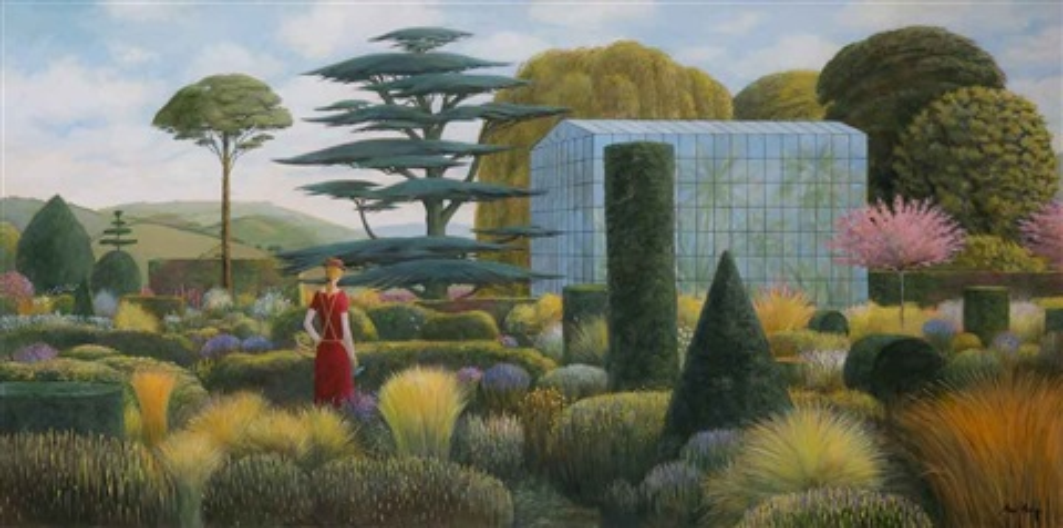 Le Jardin Moderne von Alan Parry auf artnet