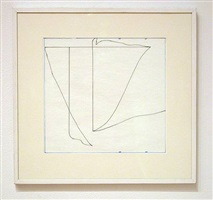 (checklist 12.)<br>untitled, <b>2000</b> by robert ryman