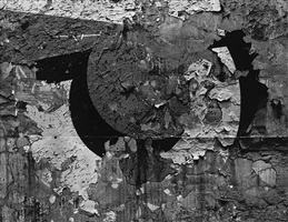 chicago 25, 1957 by aaron siskind