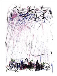 sides of a river i by joan mitchell