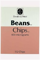 last supper (beans and chips) by damien hirst