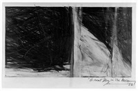 great day in the morning (individual drawing no. 1) by robert wilson