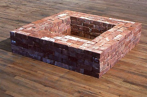 brick square by jackie winsor