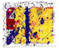 self acting (sf. m. 79-071 a) by sam francis