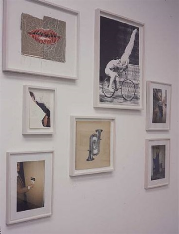 installation 'notations', inside the white cube, london july 2 - august 2 2003 by christian marclay