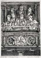 opera box by reginald marsh