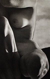 rockport nude by ruth bernhard
