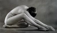 spanish dancer by ruth bernhard