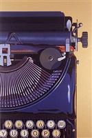 remington #5 by robert cottingham