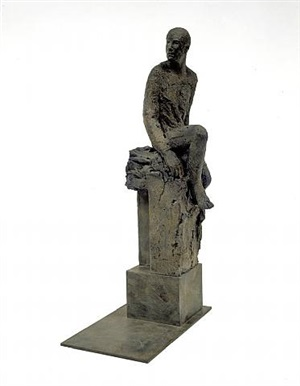 bronze #67 by hanneke beaumont