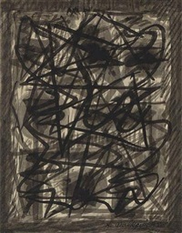abstraction by abraham walkowitz