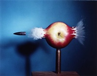 portfolio of ten dye transfer prints by harold eugene edgerton