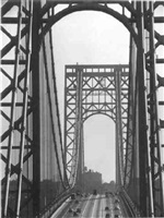 george washington bridge by andreas feininger