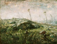 clearing the land by henry ward ranger