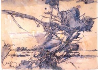 bobethanien # 21 by horst janssen