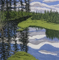 illusory flowage by neil welliver