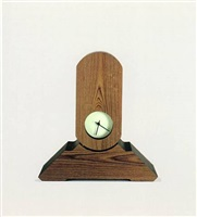 time piece by richard artschwager