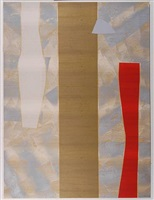 castle banner 1 by sam gilliam